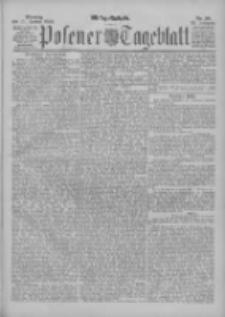 Posener Tageblatt 1896.01.13 Jg.35 Nr20