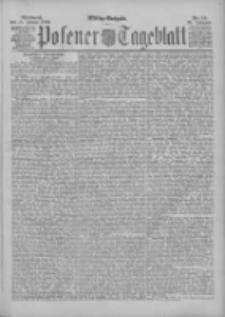 Posener Tageblatt 1896.01.15 Jg.35 Nr24