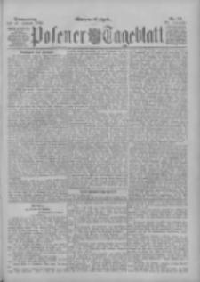 Posener Tageblatt 1896.01.16 Jg.35 Nr25