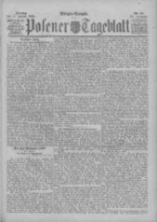 Posener Tageblatt 1896.01.17 Jg.35 Nr27