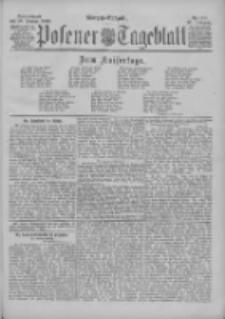 Posener Tageblatt 1896.01.18 Jg.35 Nr29