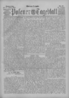 Posener Tageblatt 1896.01.23 Jg.35 Nr37