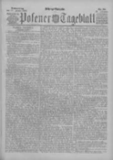 Posener Tageblatt 1896.01.23 Jg.35 Nr38