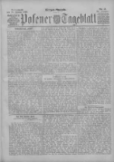 Posener Tageblatt 1896.01.25 Jg.25 Nr41