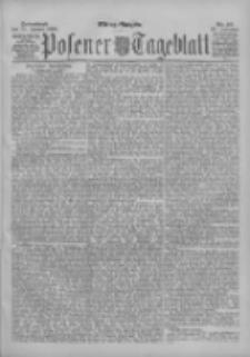 Posener Tageblatt 1896.01.25 Jg.35 Nr42