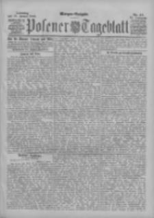 Posener Tageblatt 1896.01.26 Jg.35 Nr43