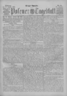 Posener Tageblatt 1896.01.28 Jg.35 Nr45