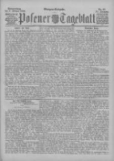 Posener Tageblatt 1896.02.06 Jg.35 Nr61