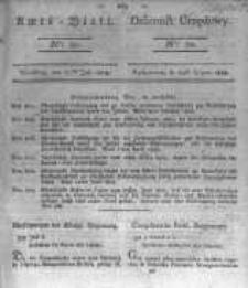 Amtsblatt der Königlichen Preussischen Regierung zu Bromberg. 1823.07.25 No.30