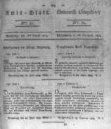 Amtsblatt der Königlichen Preussischen Regierung zu Bromberg. 1823.08.01 No.31