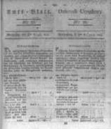 Amtsblatt der Königlichen Preussischen Regierung zu Bromberg. 1823.08.08 No.32