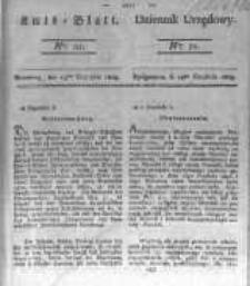 Amtsblatt der Königlichen Preussischen Regierung zu Bromberg. 1823.12.19 No.51