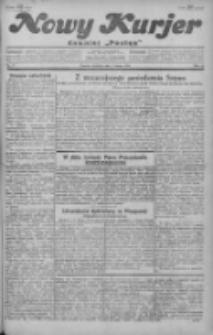 """Nowy Kurjer: dawniej """"Postęp"""" 1930.02.02 R.41 Nr27"""