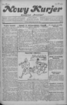 """Nowy Kurjer: dawniej """"Postęp"""" 1930.02.09 R.41 Nr33"""