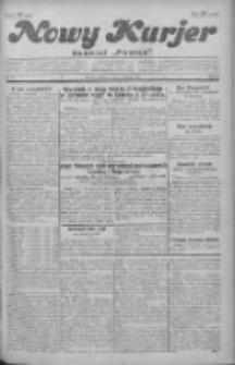 """Nowy Kurjer: dawniej """"Postęp"""" 1930.02.16 R.41 Nr39"""