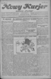 """Nowy Kurjer: dawniej """"Postęp"""" 1930.02.23 R.41 Nr45"""