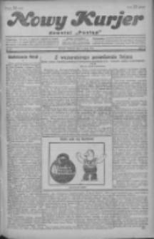 """Nowy Kurjer: dawniej """"Postęp"""" 1930.03.02 R.41 Nr51"""