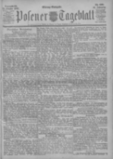 Posener Tageblatt 1902.10.25 Jg.41 Nr501