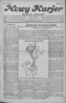 """Nowy Kurjer: dawniej """"Postęp"""" 1930.01.19 R.41 Nr15"""