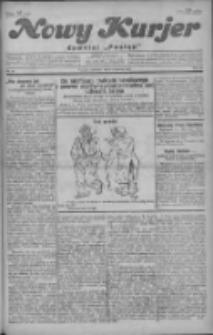 """Nowy Kurjer: dawniej """"Postęp"""" 1930.04.06 R.41 Nr81"""