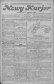 """Nowy Kurjer: dawniej """"Postęp"""" 1930.05.03 R.41 Nr103"""