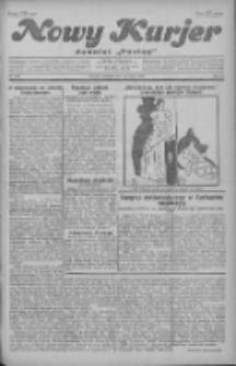 """Nowy Kurjer: dawniej """"Postęp"""" 1930.05.11 R.41 Nr109"""