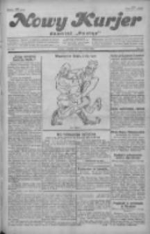 """Nowy Kurjer: dawniej """"Postęp"""" 1930.06.08 R.41 Nr132"""