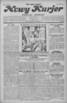 """Nowy Kurjer: dawniej """"Postęp"""" 1930.08.03 R.41 Nr178"""