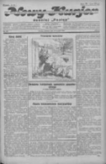 """Nowy Kurjer: dawniej """"Postęp"""" 1930.08.24 R.41 Nr195"""