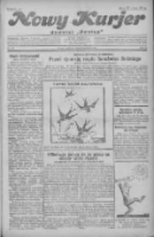 """Nowy Kurjer: dawniej """"Postęp"""" 1930.09.21 R.41 Nr219"""