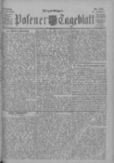 Posener Tageblatt 1902.06.15 Jg.41 Nr275