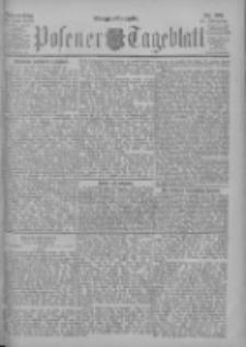 Posener Tageblatt 1902.06.19 Jg.41 Nr281