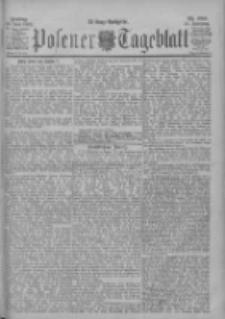 Posener Tageblatt 1902.06.20 Jg.41 Nr284