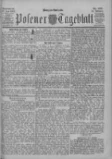 Posener Tageblatt 1902.06.21 Jg.41 Nr285