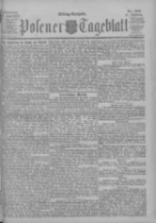 Posener Tageblatt 1902.06.25 Jg.41 Nr292