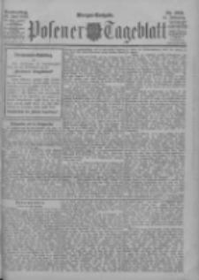Posener Tageblatt 1902.06.26 Jg.41 Nr293