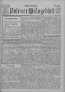Posener Tageblatt 1902.06.28 Jg.41 Nr297
