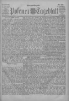 Posener Tageblatt 1902.07.12 Jg.41 Nr321