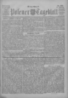 Posener Tageblatt 1902.07.12 Jg.41 Nr322