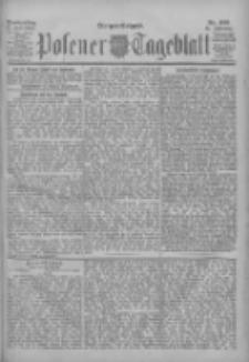 Posener Tageblatt 1902.07.17 Jg.41 Nr329