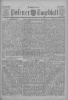 Posener Tageblatt 1902.07.19 Jg.41 Nr334