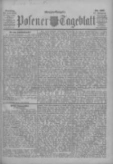 Posener Tageblatt 1902.07.20 Jg.41 Nr335