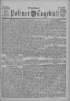 Posener Tageblatt 1902.07.22 Jg.41 Nr338