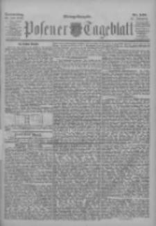 Posener Tageblatt 1902.07.24 Jg.41 Nr342