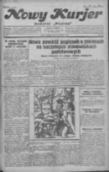 """Nowy Kurjer: dawniej """"Postęp"""" 1930.11.30 R.41 Nr278"""
