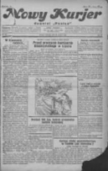 """Nowy Kurjer: dawniej """"Postęp"""" 1930.12.28 R.41 Nr299"""