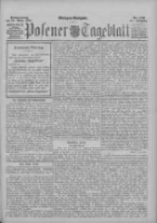 Posener Tageblatt 1896.03.19 Jg.35 Nr133