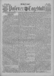 Posener Tageblatt 1896.04.15 Jg.35 Nr176