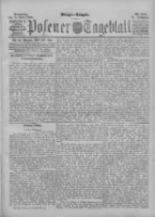 Posener Tageblatt 1896.04.21 Jg.35 Nr185