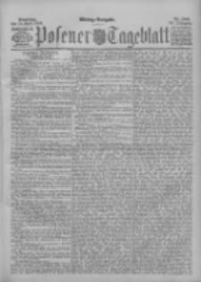 Posener Tageblatt 1896.04.21 Jg.35 Nr186